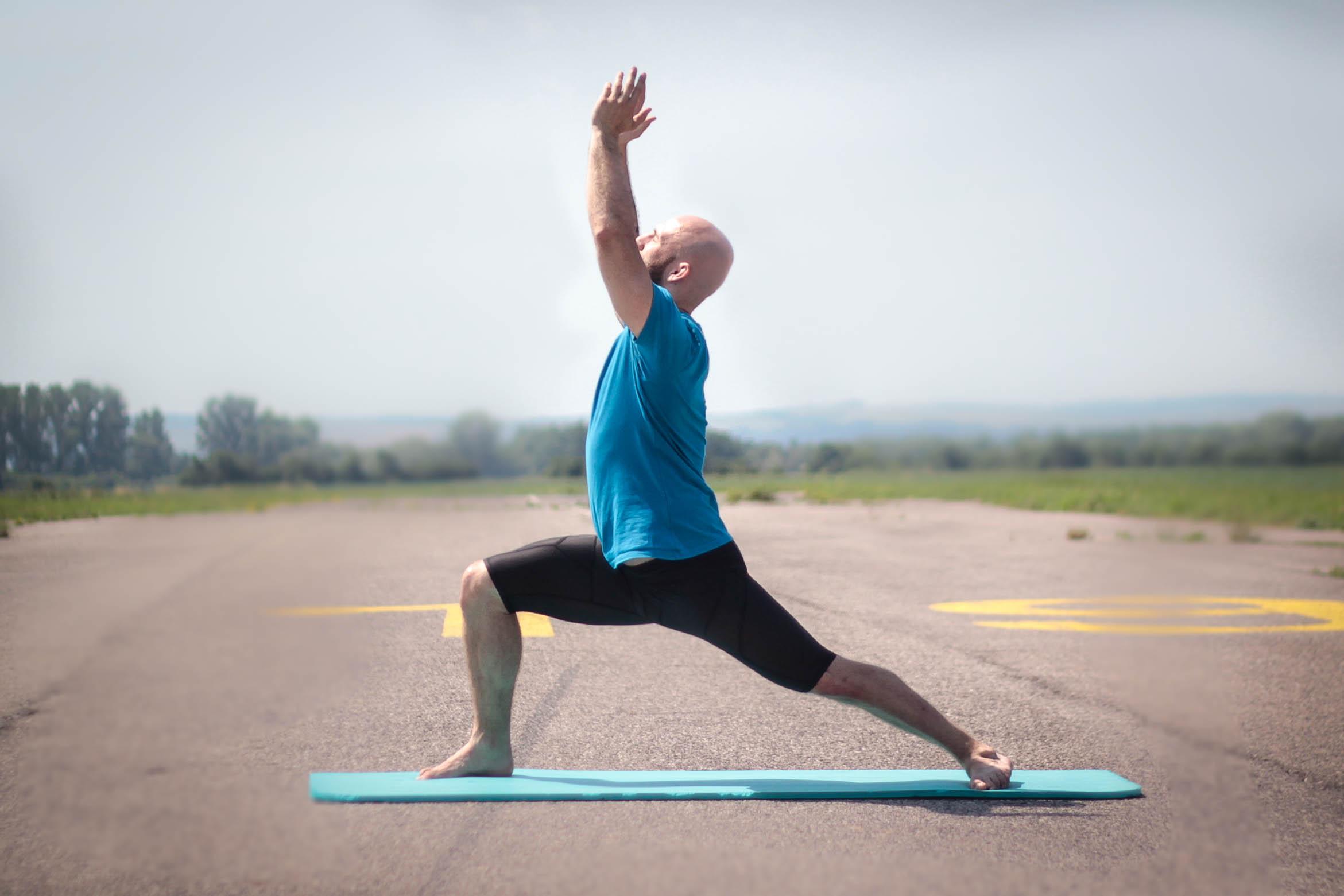 Joga / joga pre začiatočníkov