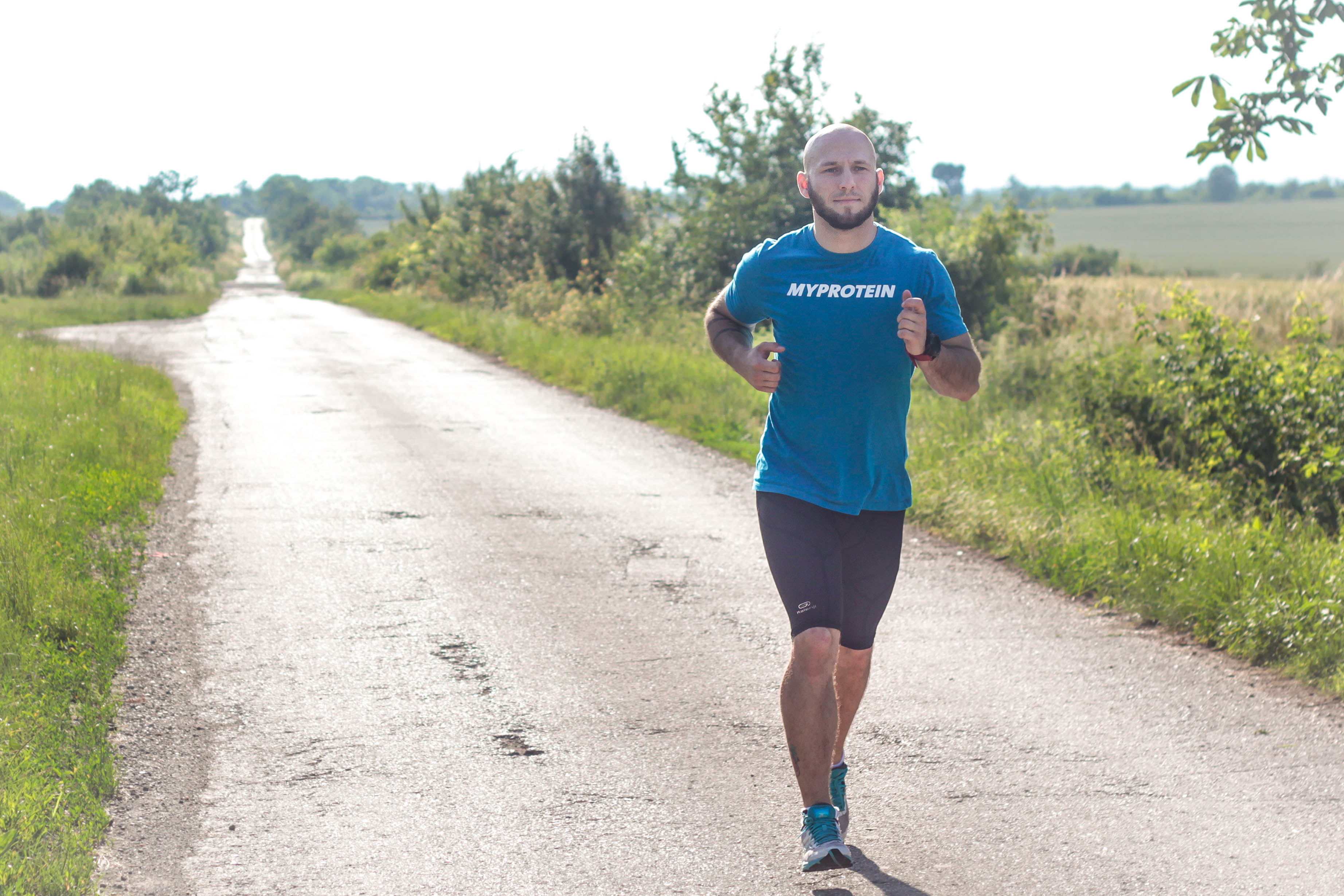 Beh/ Tepová frekvencia/ Ako behať so sporttesterom