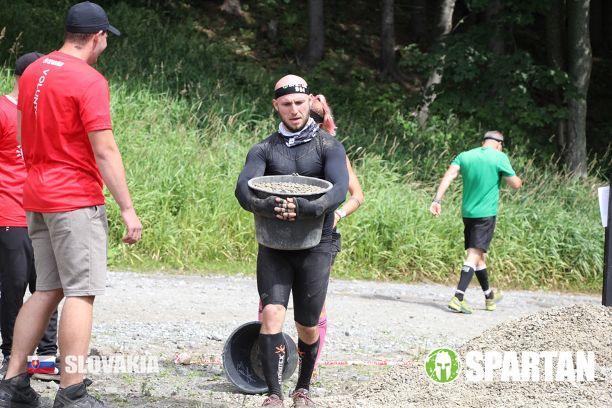 Spartan Race Kubínska Hoľa časť 1.