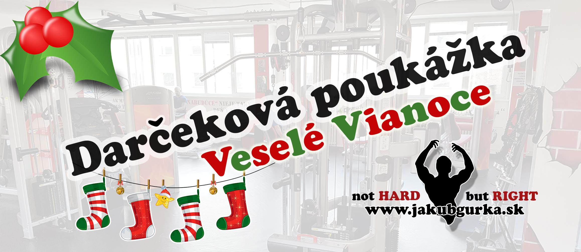 a0f95af27 Vianočný Darček - Darčekové Poukazy