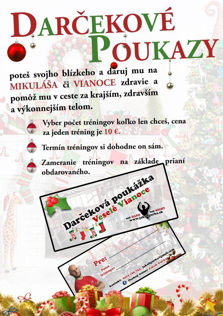 8e4183b91 Darček na Vianoce - osobný tréner Košice