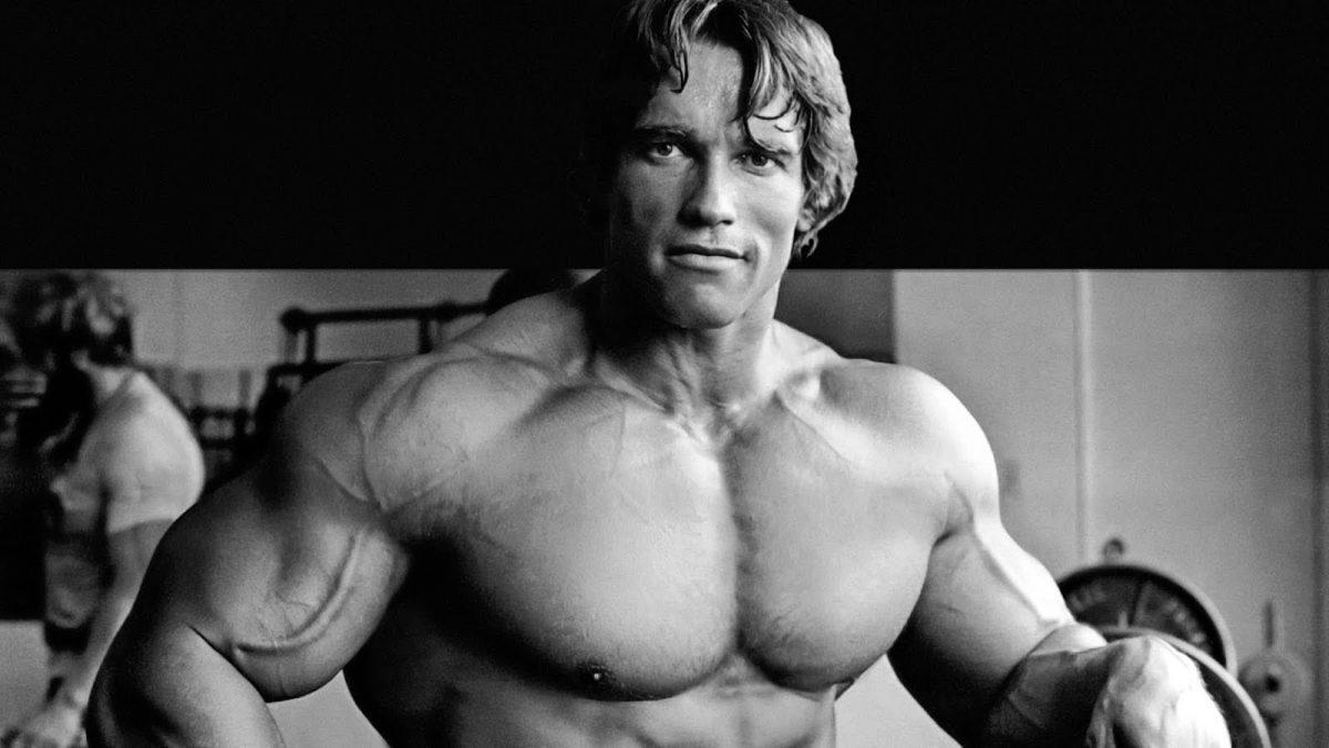 Arnold Schwarzenegger – Perfektný hrudník